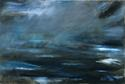 "Nature's Hand 18 Fog #2 2005 Oil on Canvas (48""x72"")"