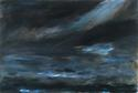 "Nature's Hand 17 Fog #1 2005 Oil on Canvas (48""x72"")"